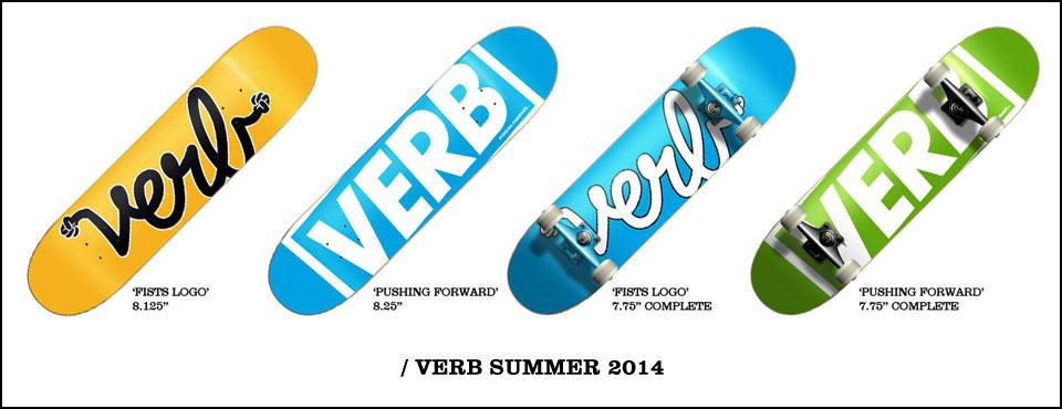 Verb Summer 2014
