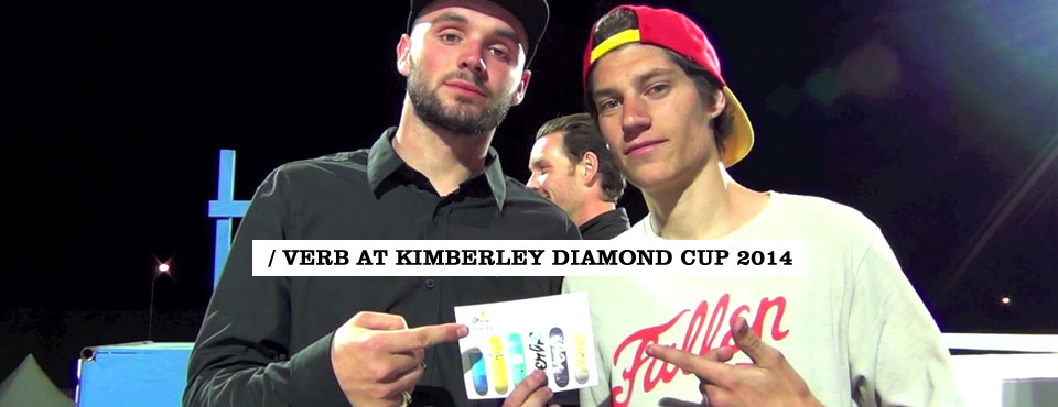 Verb at Kimberley Diamond Cup 2014