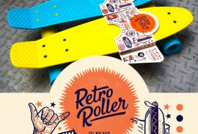 Verb Retro Roller Cruiser